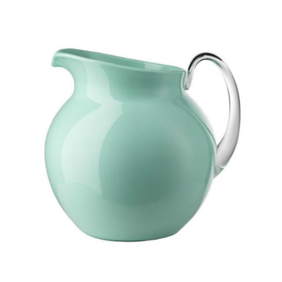 Aquamarine Palla Pitcher