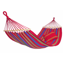 Aruba Single Hammock | Cayenne