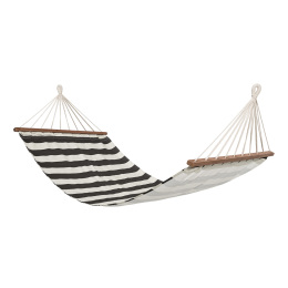 Black Stripe Hammock