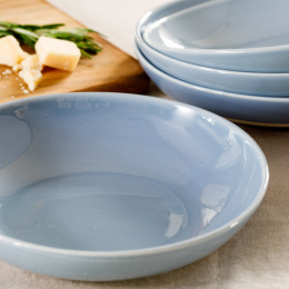 Blue Shell Bisque Pasta Bowl
