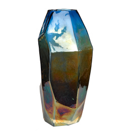 Graphic Lustre Vase
