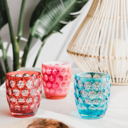 Lente Acrylic Tumbler | Assorted colours