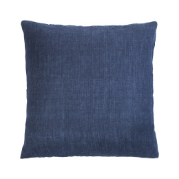 Cozy Navy Cushion