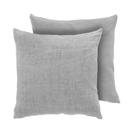 Cozy Grey Cushion