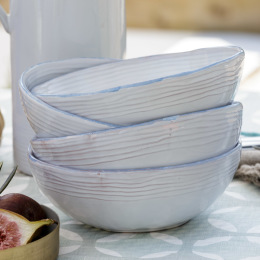Lines Cereal Bowl