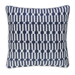 Links Indoor & Outdoor Cushion | Navy