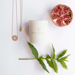 Pomegranate & Mint Jewellery Candle