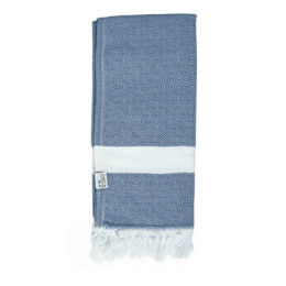 Reef Hammam Towel | Navy