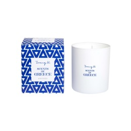 Scents of Greece Candle By Tomy K | Aniseed