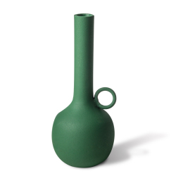Spartan Candle Holder | Green