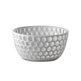 White Lente Salad Bowl