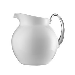 White Palla Pitcher