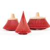 Ceramic Christmas Tree (Red)