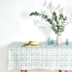 Pale Crosses Tablecloth by Georgia Bosson
