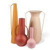 Roman Vases | Set of 4 | Sunset